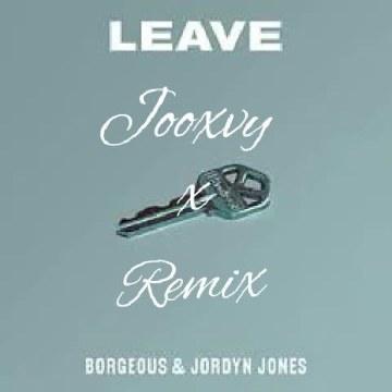 Borgeous & Jordyn Jones - Leave (Jooxvy Remix) Artwork
