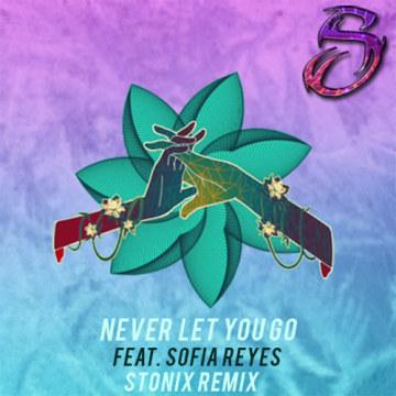 Slushii - Never Let You Go (feat. Sofia Reyes) (Stonix Remix) Artwork