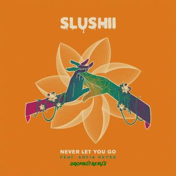 Slushii - Never Let You Go (feat. Sofia Reyes) (Dropboy Remix) Artwork