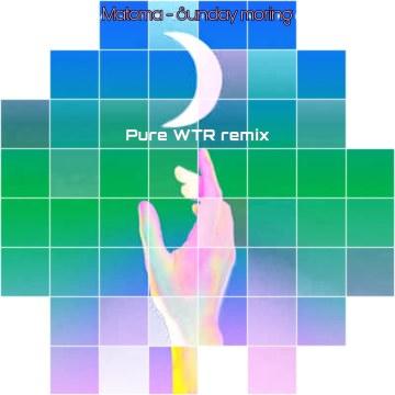 Matoma feat. Josie Dunne - Sunday Morning (Pure WTR Remix) Artwork
