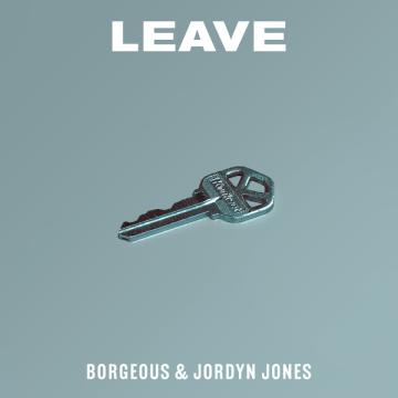 Borgeous & Jordyn Jones - Leave (MrDro Remix) Artwork