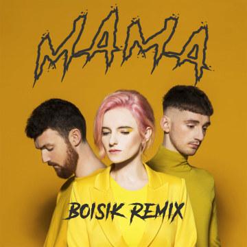 Clean Bandit - Mama (feat. Ellie Goulding) (Boisik Remix) Artwork