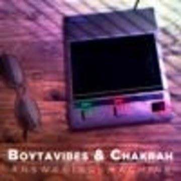 Boytavibes - Answering Machine feat. Chakrah Artwork