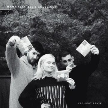 Clean Bandit - Mama (feat. Ellie Goulding) (ZEOLIGHT Remix) Artwork