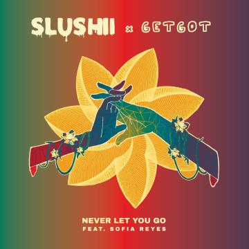 Slushii - Never Let You Go (feat. Sofia Reyes) (Get Got & Restraint Remix) Artwork