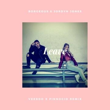 Borgeous & Jordyn Jones - Leave (Veerdo, Pinnocio Remix) Artwork