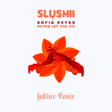 Slushii - Never Let You Go (feat. Sofia Reyes) (fabrice Remix) Artwork