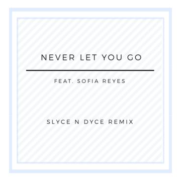 Slushii - Never Let You Go (feat. Sofia Reyes) (Slyce N Dyce Remix) Artwork