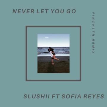 Slushii - Never Let You Go (feat. Sofia Reyes) (Finchstn Remix) Artwork