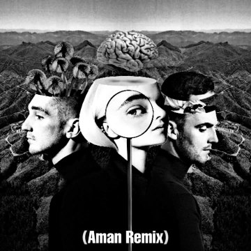 Clean Bandit - Mama (feat. Ellie Goulding) (Aman Remix) Artwork