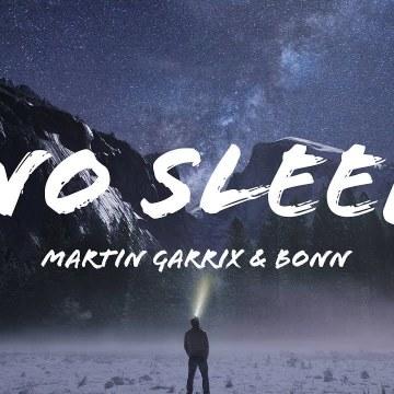 Mystic - Martin Garrix feat. Bonn - No Sleep (Mystic Remix) Artwork