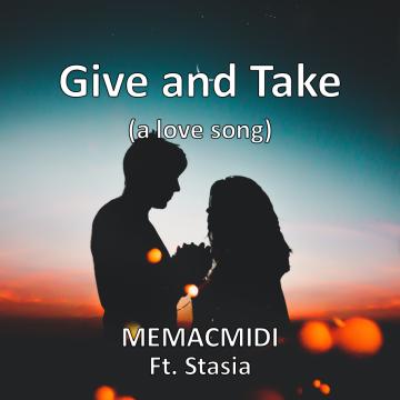 Memacmidi - Give and Take (A love song) Artwork
