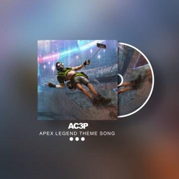 AC3P - Apex Legends Theme Song Remix Artwork