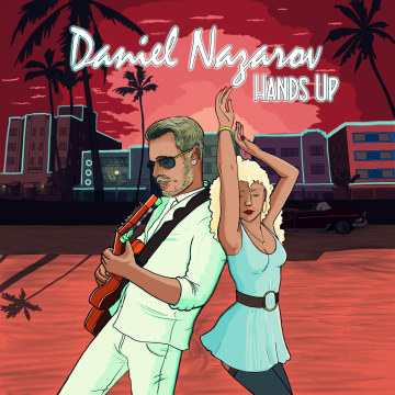 Daniel Nazarov - Hands Up Artwork