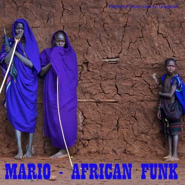 MARIO - African Funk Artwork