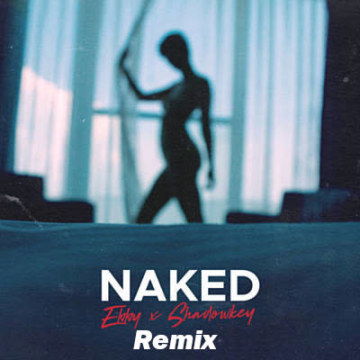 Ebby & Shadowkey - Naked (ROHT Remix) Artwork