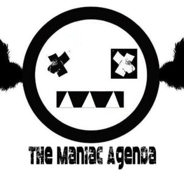 The Maniac Agenda - The Watcher Artwork