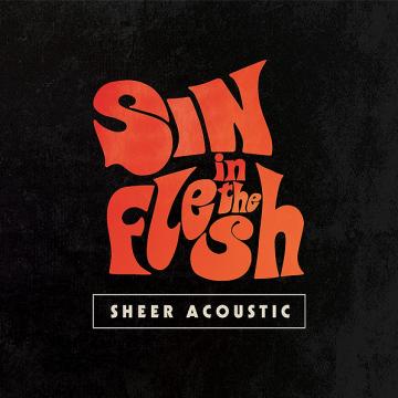 Sin In The Flesh - She Don't Speak Words Artwork