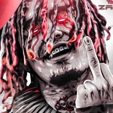 zaidiboy - Lil Pump type Beat Produced by Zaidi Boy 2019 Artwork