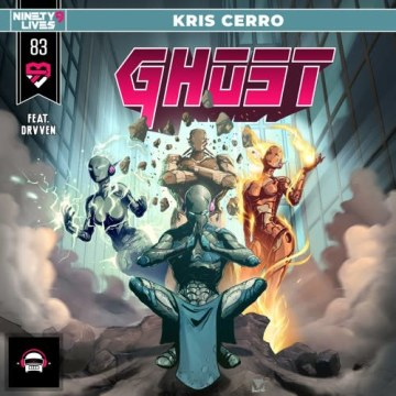 Kris Cerro - Ghost (feat. Drvven) Artwork