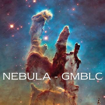 GMBLC - NEBULA Artwork