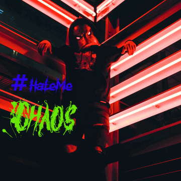 Alem Pajalic - #HateMe - Chaos Artwork