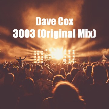 Dave Cox - 3003 (Original Mix) Artwork