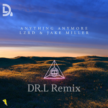 LZRD - Anything Anymore (DR.L Remix) Artwork