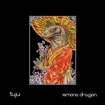 Tuju - Kimono Dragon Artwork