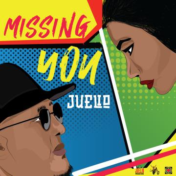 Juelio - Missing You Artwork