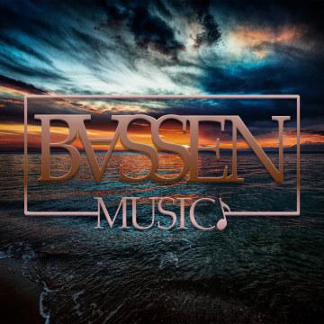 Bassen Music - Never Growing Up Artwork