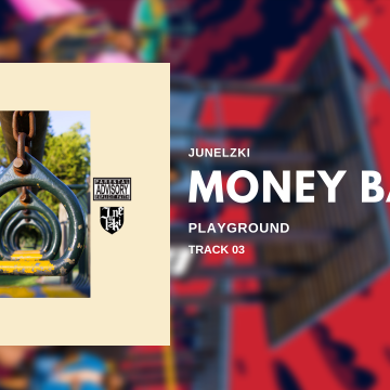 Junelzki & RobbQ - Money Bars (Monkey Bars) Artwork