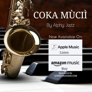 Alphy Jazz - COKA MÙCIÌ Artwork