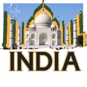 Tâylör - India Artwork