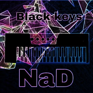 DJ NaD - Black Keys Artwork