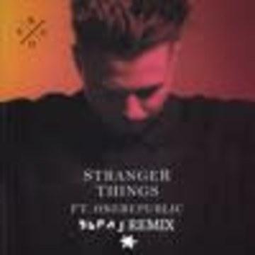 S U R A J - Kygo - Stranger Things Ft. OneRepublic (SURAJ Remix) Artwork