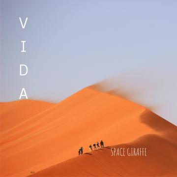 Space Giraffe - VIDA (Extended Mix) Artwork