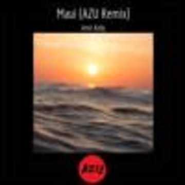 AZU - Amir Kelly - Maui (AZU Remix) Artwork