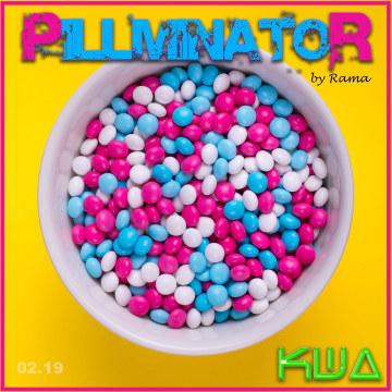 kwaDj - Pillminator (OriginalMix) Artwork