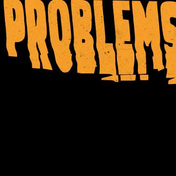 Weathers - Problems Artwork