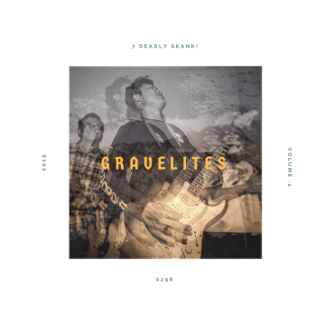 Gravelites - The Skank Tank! Artwork
