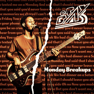 Mr. Ray Bass - Monday Breakups Artwork