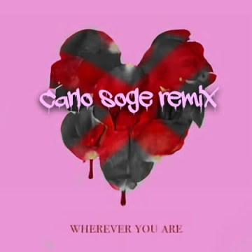 adam&steve - Wherever You Are feat. (Maty Noyes) (Carlo soge Remix) Artwork