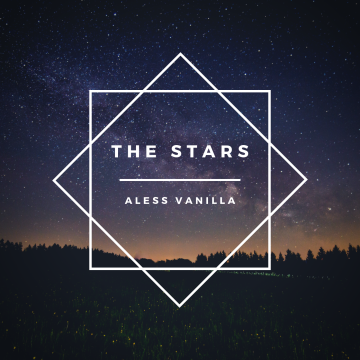 Aless Vanilla - The Stars Artwork
