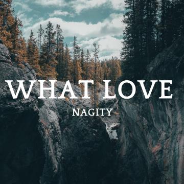 NAGiTY - NAGiTY - What Love (Official Audio) Artwork