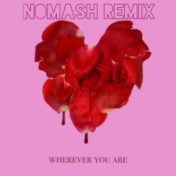 adam&steve - Wherever You Are feat. (Maty Noyes) (NOMASH Remix) Artwork