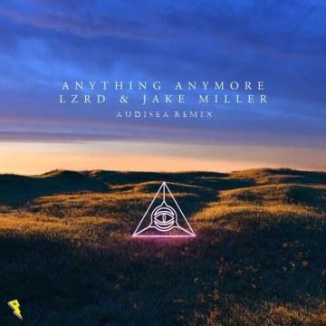 LZRD - Anything Anymore (audisea Remix) Artwork