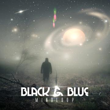 MINDLOOP - BLACK & BLUE Artwork