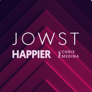JOWST - Happier feat. Chris Medina (Robin Hype Remix) Artwork
