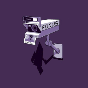 Olaf Bars - Focus (Official) Artwork